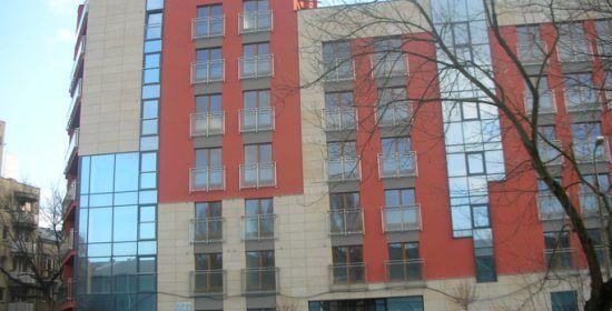 Mińska, Warszawa