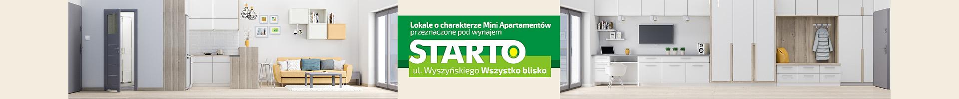 ul. Wyszyńskiego - Starto