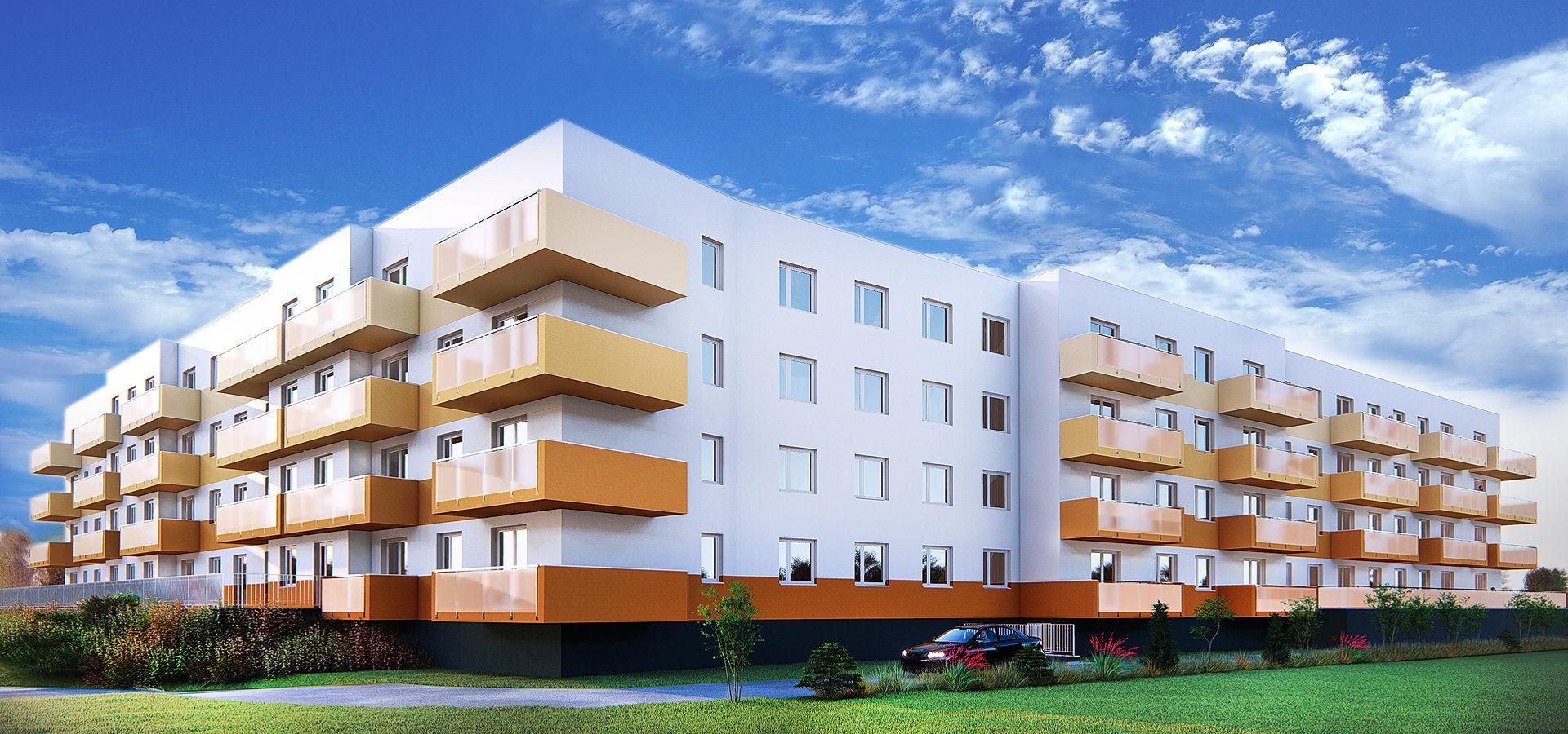 Białystok - Apartamenty Zielone Dojlidy